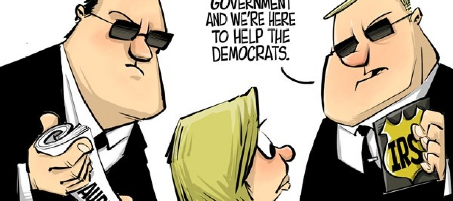 Government here to help (Cartoon)