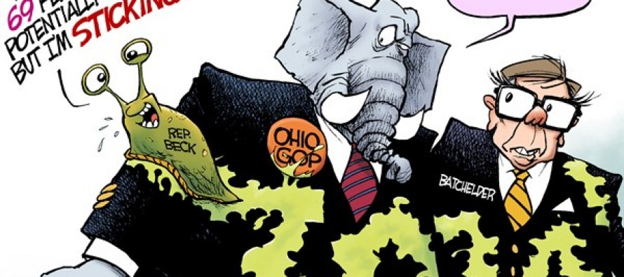 LOCAL OH – GOP Slime (Cartoon)