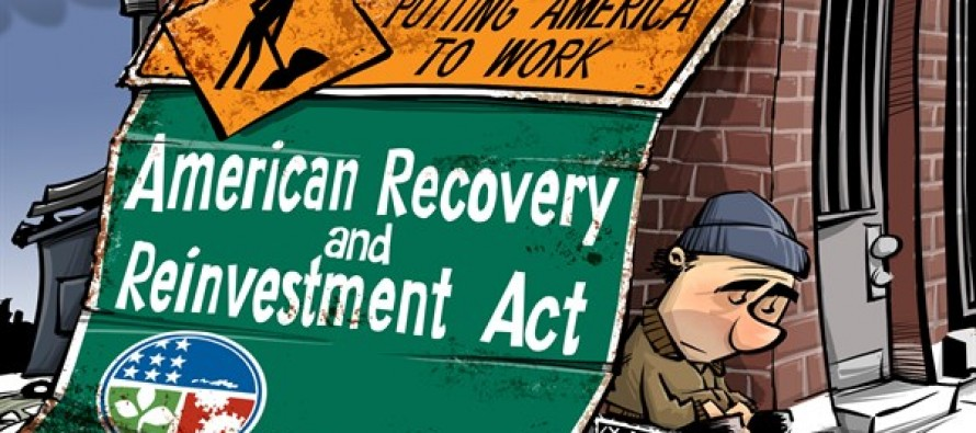 Recovery act (Cartoon)
