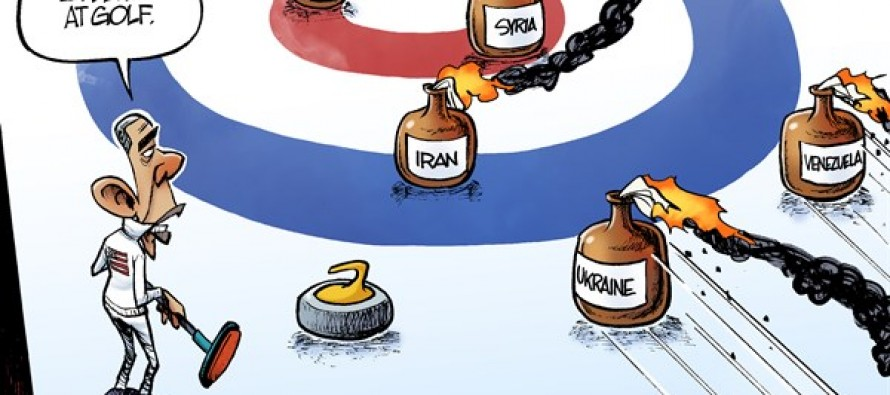 Curling (Cartoon)