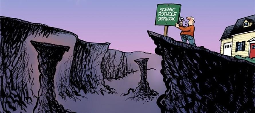 Potholes (Cartoon)