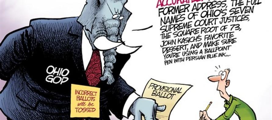 Ballot Bother (Cartoon)