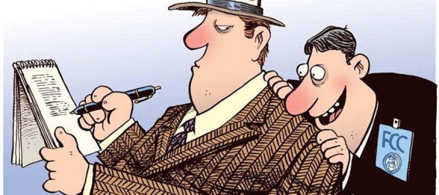 Media Transparency (Cartoon)
