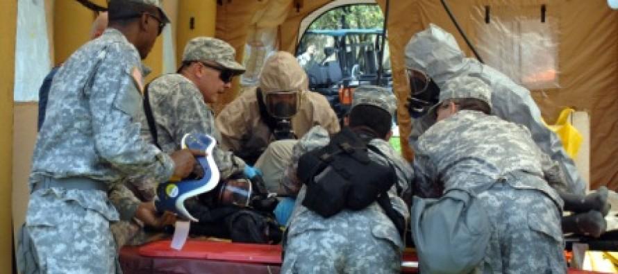 "Ohio National Guard Drills For Terror Attack By Pro-Gun ""Right-Wing Terrorists"""