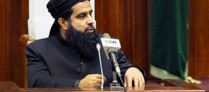 "Afghan Lawmaker Calls for ""Jihad"" Against America"