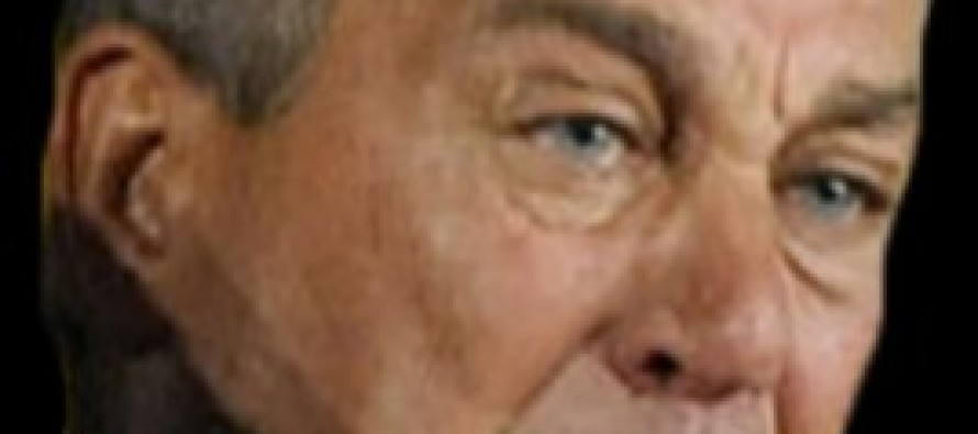 Conservative group calls for Boehner's head