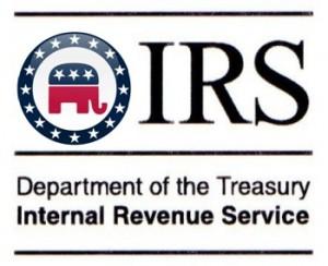IRS establishment gop