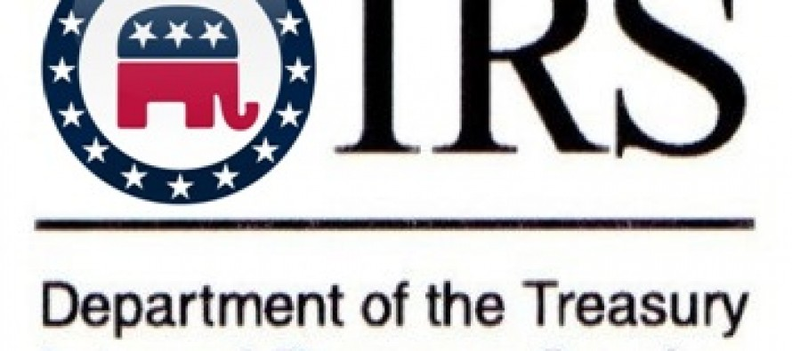 Rush Limbaugh Says Establishment Republicans 'Want The IRS To Go After' The Tea Party