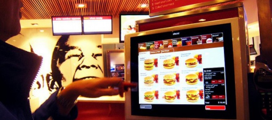 Fast Food Workers Who Want $15 An Hour, Will Soon Meet Their Replacements