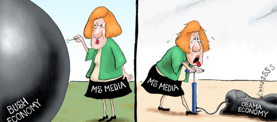 Media Economics (Cartoon)