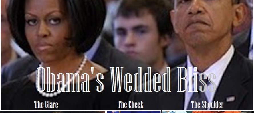 21 Years Being Married to Obama: Screaming rows, allegations of infidelity and jealous fights