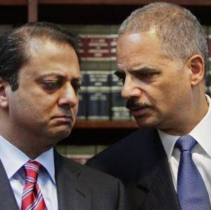 Preet and Eric Holder 2