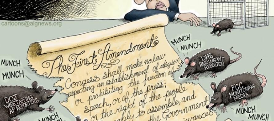 Rat Feed (Cartoon)
