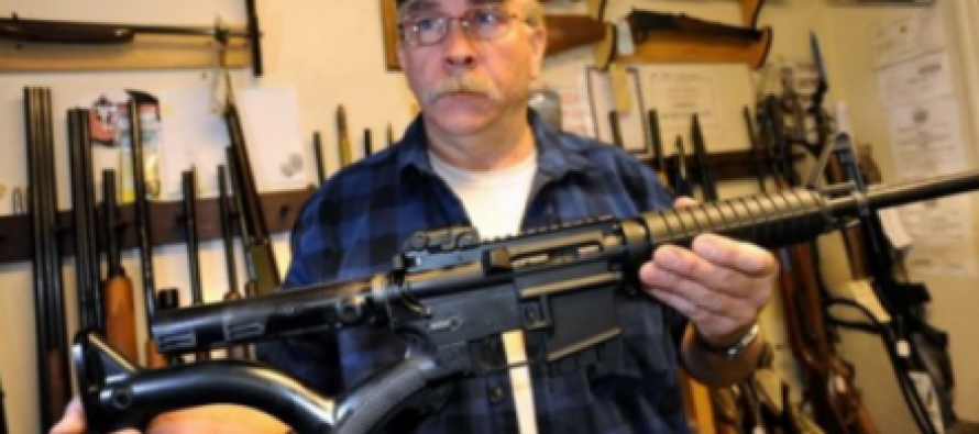 Gun Manufacturers Just Change Look of AR-15,  Now Its Legal Again In New York State