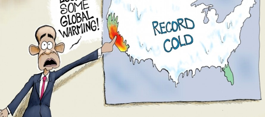 Search Of Global Warming (Cartoon)
