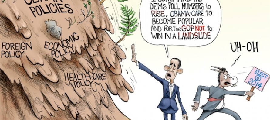 Land Slide (Cartoon)