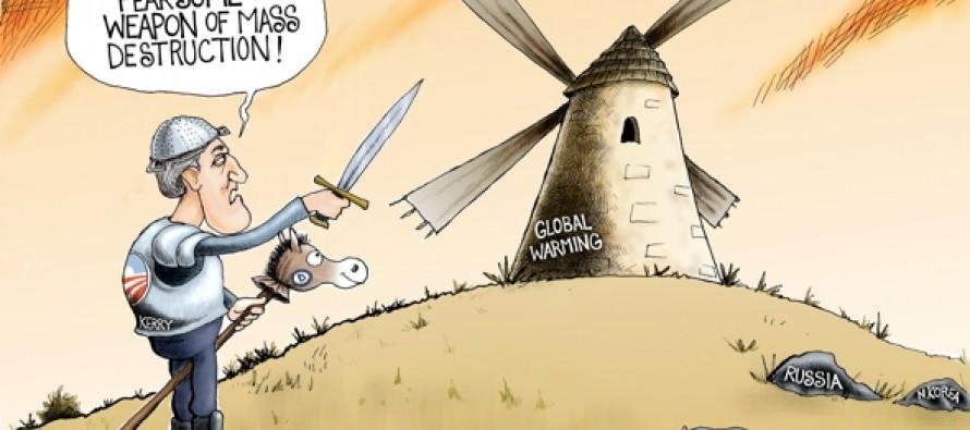 The Unbeatable Foe (Cartoon)