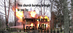 Union 401 fire