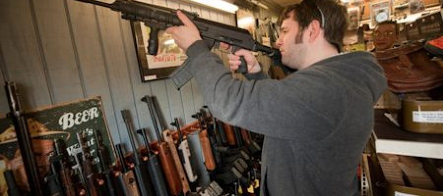 In Act Of Civil Disobedience, Vast Majority Of Gun Owners In Connecticut Refuse To Follow Law Requiring Them To Register Weapons