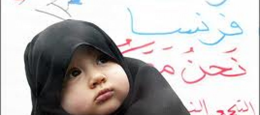 Saudi Cleric Issues Fatwa Calling For Baby Girls To Wear Burqas To Prevent Rape…