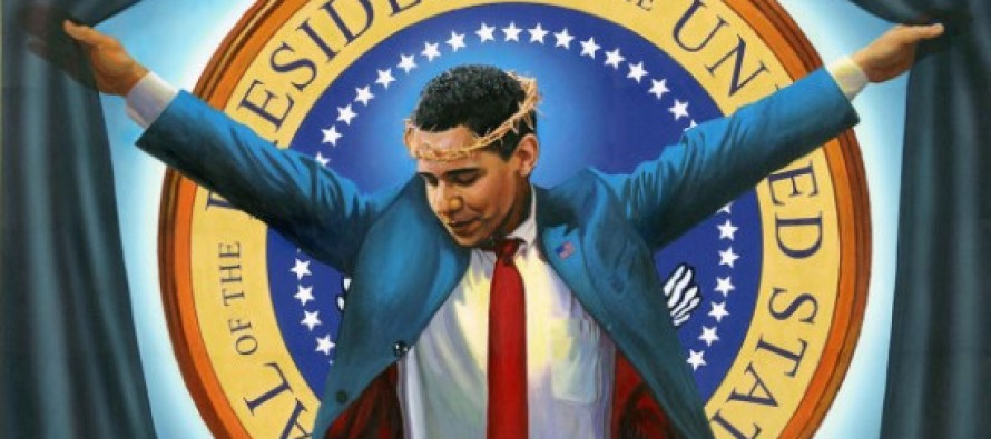 """Bloomberg News Calls For Building Obama """"Shrines"""" Across America To Boost The Economy"""