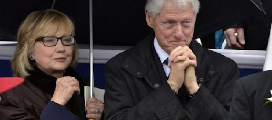 """Rand Paul: Democrats Should Be """"Embarrassed"""" To Be Seen With Bill Clinton"""