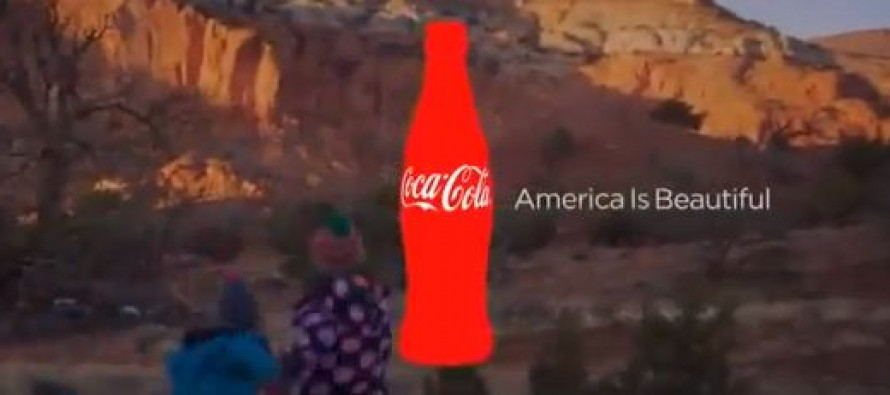 "The Worst Super Bowl Commercial: Coca Cola Butchers ""America The Beautiful"" With Multiple Languages"