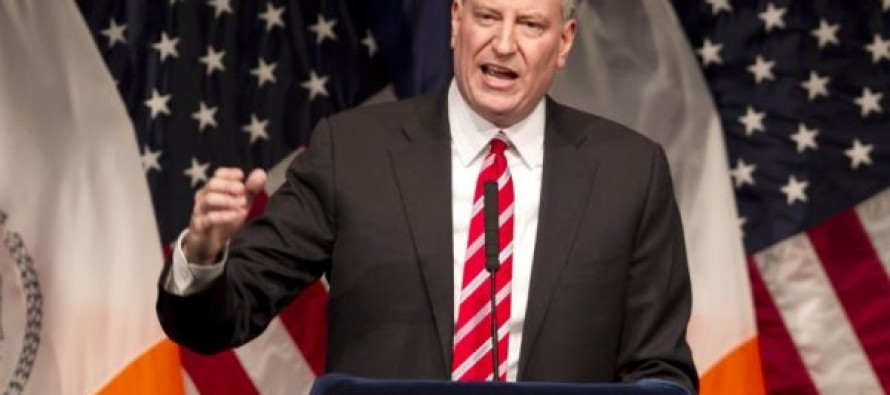 De Blasio and Sharpton to use SEIU/Occupy Wall Street strong arm thug tactics to push taxing the Rich