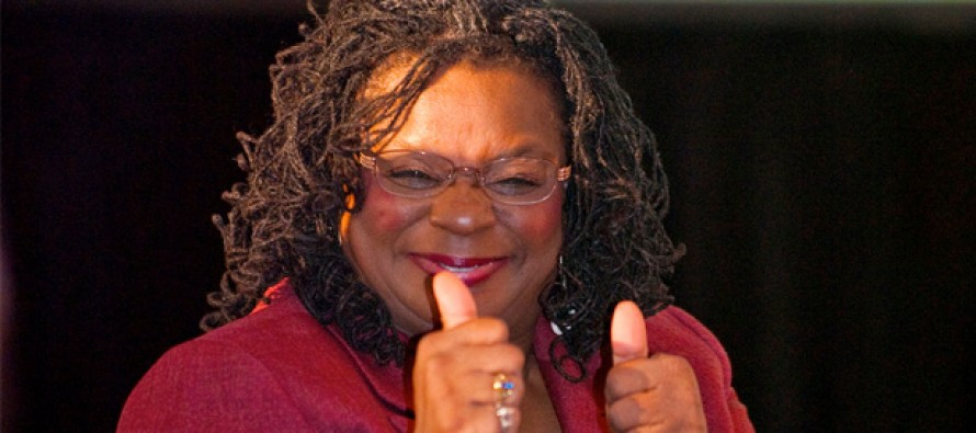 "Democrat Rep. Gwen Moore's Defends Obamacare Job Losses In CBO Report: ""People Don't Want A Promotion, Because They Will Pay More Taxes""…"