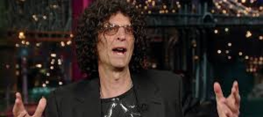 "Howard Stern vows to stop voting Democrat: ""They are Communists"""
