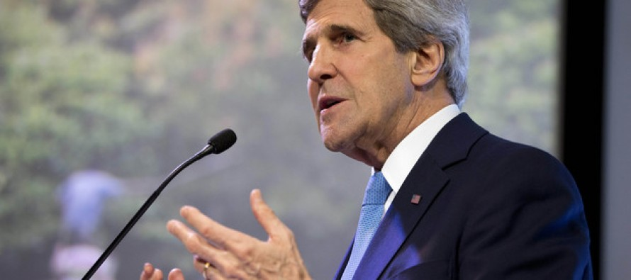 "Silliness of Progressive Climate Change Obessios:Kerry —""Global Warming bigger threat than Terrorism!"" as Volcano Disrupts Trip"