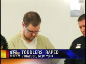 raped toddlers NY