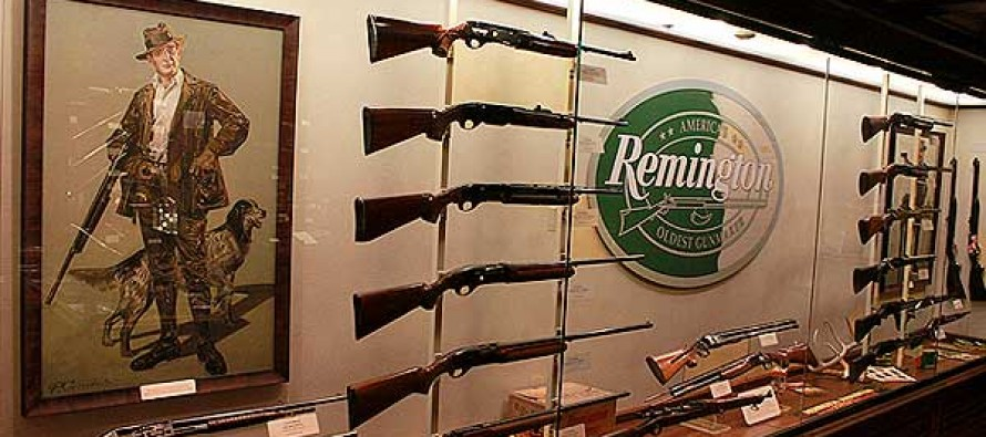Sorry New York: Gun manufacturer Remington Is Moving 2000 Jobs To Alabama