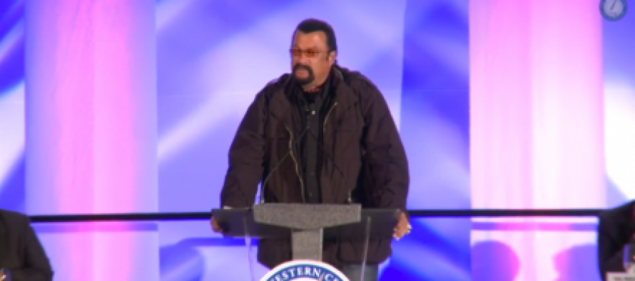 Steven Seagal: If the Truth Comes Out About Benghazi, Obama Will be Impeached (Video)