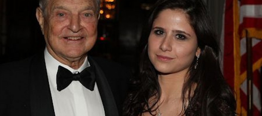 George Soros Was Smacked By His Ex-Girlfriend During Deposition Hearing…