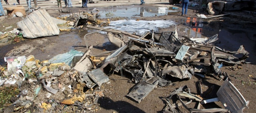 Oops: Suicide Bomber Instuctor Accidentally Blows Up 22 Students in Iraq