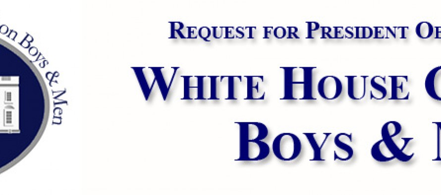 Exposed: Obama Blocks White House Council on Boys and Men