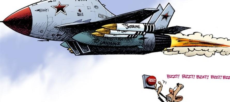 Russian Diplomacy (Cartoon)