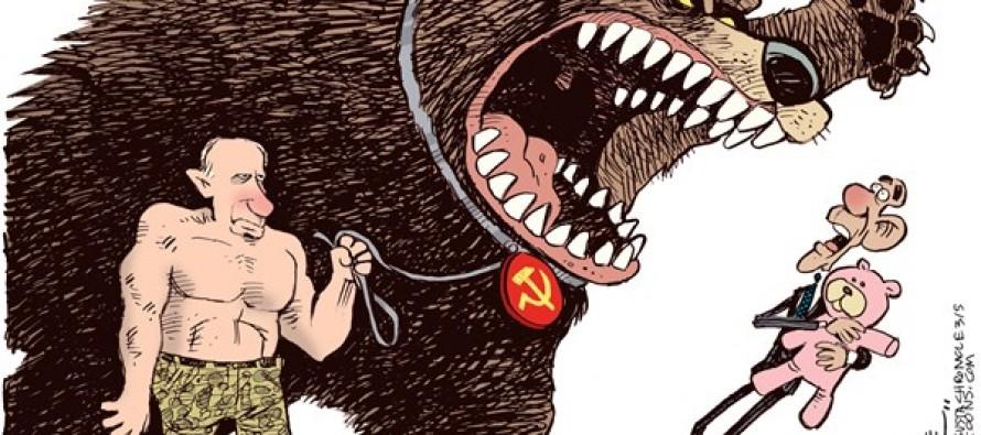 Putin Bear (Cartoon)