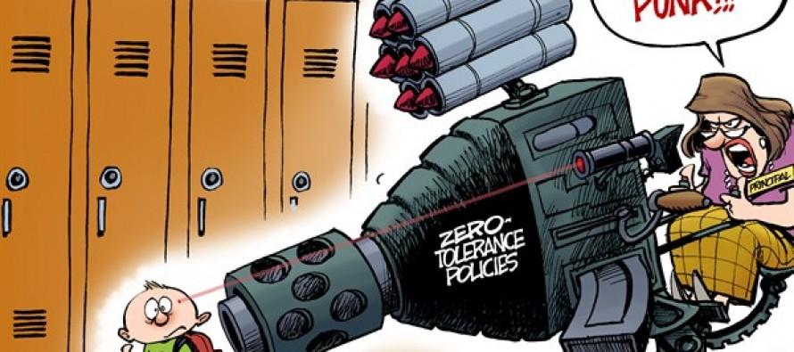Hand Guns (Cartoon)
