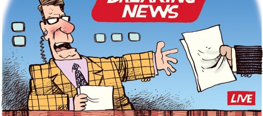 Obama Brackets (Cartoon)