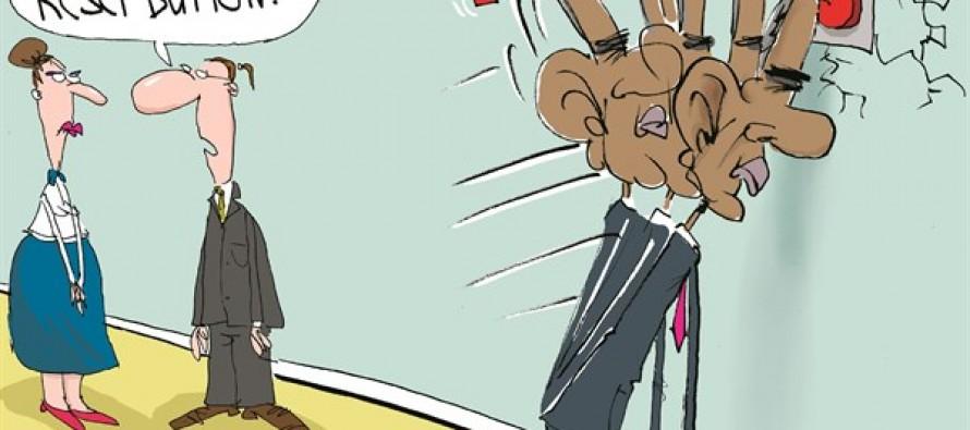Healthcare Reset (Cartoon)