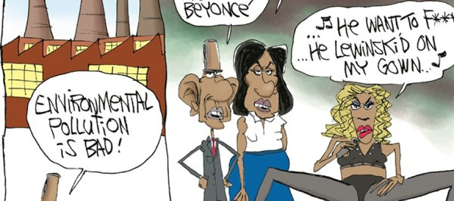 Beyonce's Bad Influence (Cartoon)