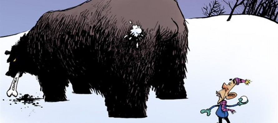 Russian Bear (Cartoon)