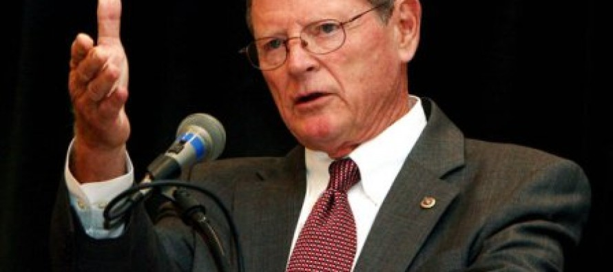 Sen. Inhofe: GOP Senate Takeover Could Mean Impeachment for Obama