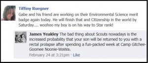 BSA comment from James Yeakley