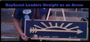 BSA straight as arrow