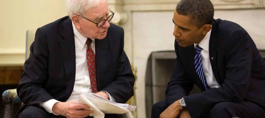 Good News:  Billionaire Warren Buffett Warns of Looming Decade Long Pension Crisis