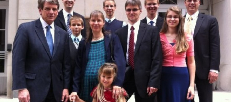 Shocking Turnaround: German Home Schooling Family Now Allowed To Stay In U.S.