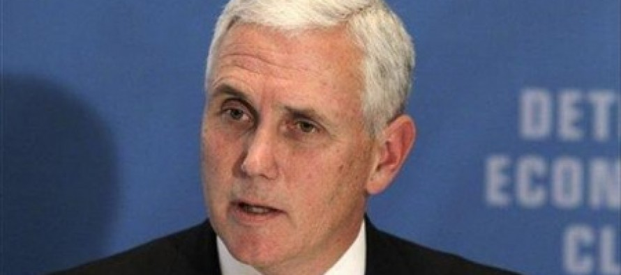 Indiana: Gov. Mike Pence Signs Legislation to Ditch Common Core Standards